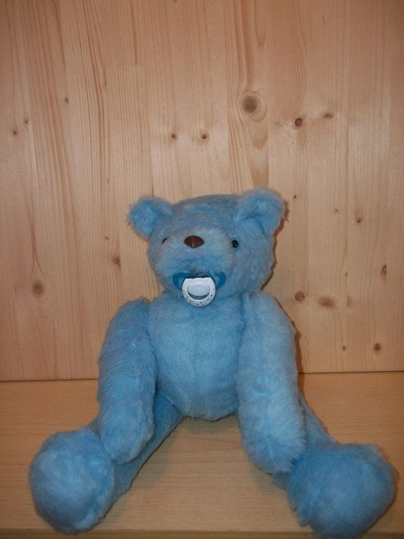 Teddy Bear PDF Downloadable Sewing Pattern. Simon. Instructions & Patterns description in English and Italian. PDF 24 pages.