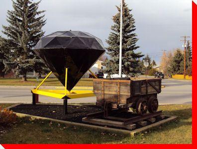 Black Diamond - Black Diamond, Alberta