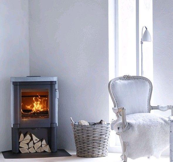 Contura 54T  #Kampen #Fireplace #Fireplaces #Interieur #Kachelplaats