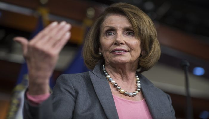 "Nancy Pelosi: ""Americans Need to Mind Their Place And Honor Obama For His Amazing Healthcare Plan""! What a bitch!!!"