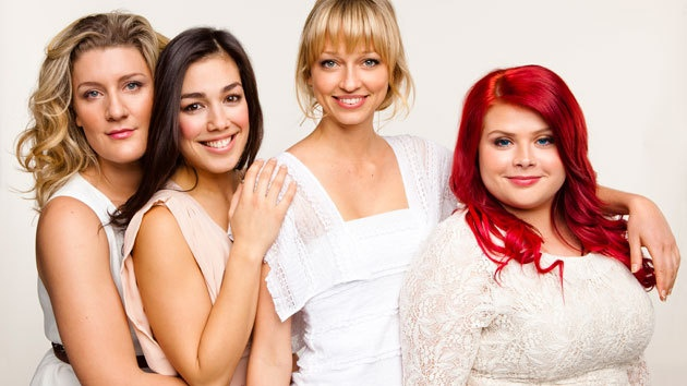 Winners & Losers....... this is the best show ever..... love the chicks in this ♡