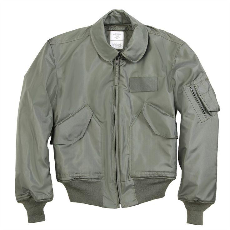 CWU 45/P NOMEX Mil-Spec Flight Jacket