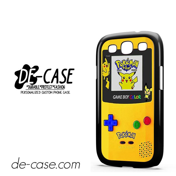 Gameboy Color Pokemon Edition DEAL-4597 Samsung Phonecase Cover For Samsung Galaxy S3 / S3 Mini