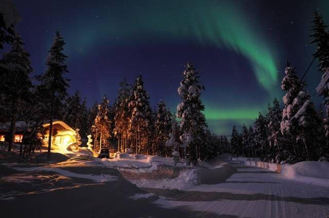 Laponie Finlandaise 8 Jours A Seulement 640 En Decembre