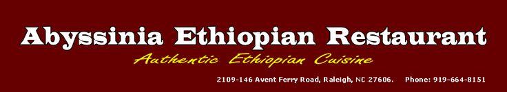 Abyssinia Ethiopian Restaurant-Raleigh-Durham-Cary-Chapel Hill, NC