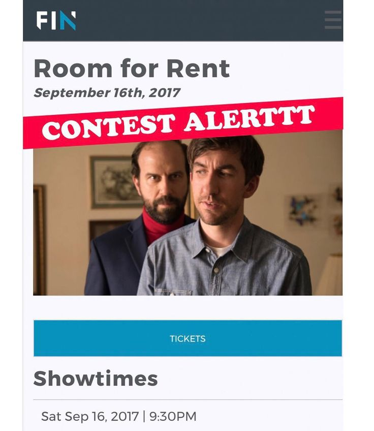 QUICKIE CONTEST.  I've got tickets for TONIGHT ... who wants to hit some movies!?!? I've got two pairs of tix to 3 movies tonight at @thefilmfest. . TO ENTER: Tell me who you'd bring in the comments of the post of the film you want to see. . You can enter as many times as you want on as many posts as you want. . I'll dm you if you win. Around 2 hours before the film starts. --- Gala Presentation: Room for Rent . Saturday September 16 2017 9:30PM . Cineplex Cinemas Park Lane Theatre 8…