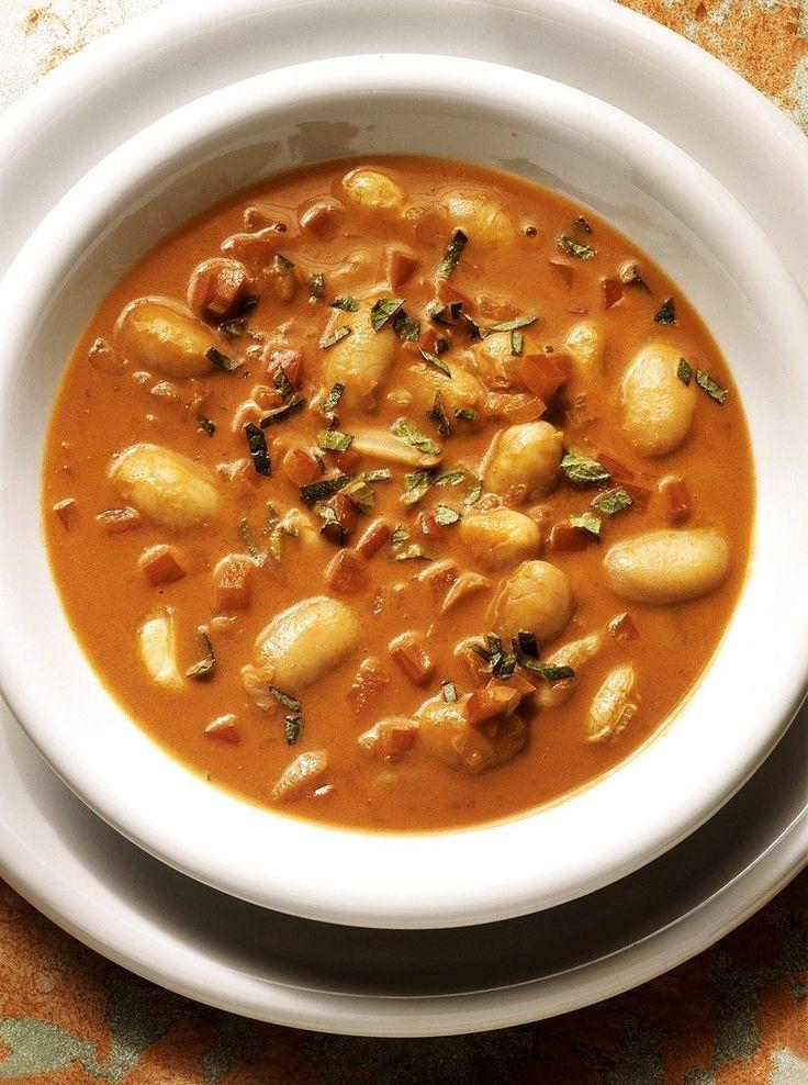 Die besten 25+ Bohnensuppe Ideen auf Pinterest Bohnensuppe - serbische küche rezepte