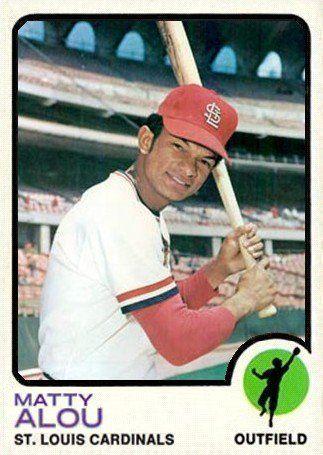 Matty Alou, OF, St. Louis Cardinals #baseballMLB