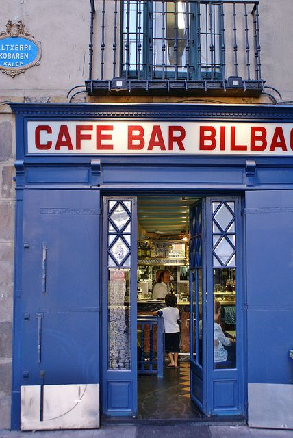 Cafe Bar Bilbao | Bilbao, Spain
