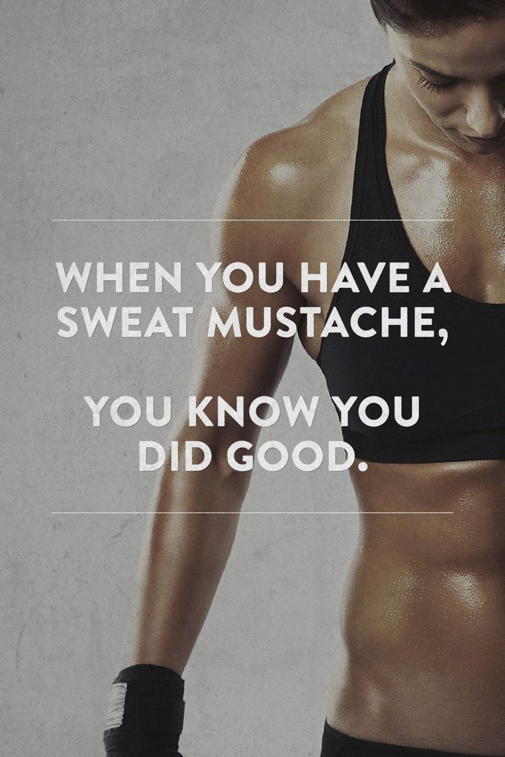 When you have a sweat mustache, you know you did good. | www.simplebeautifullife.net