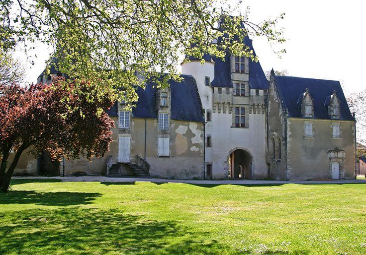Chateau de Javarzay IV through the eyes of snunney