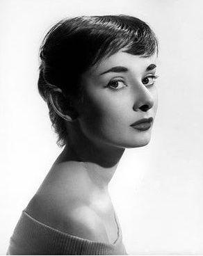 Audrey Hepburn is my love.