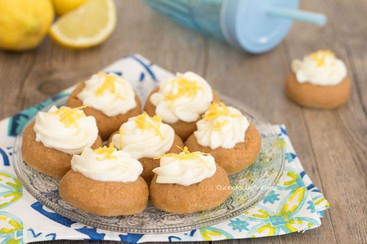 biscotti al limone senza cottura