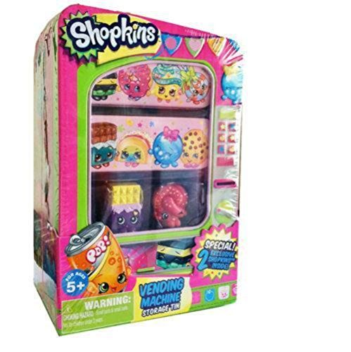 New Shopkins vending machine storage carry case holder gift for girls Season 1 * This is an Amazon Affiliate link. Want to know more, click on the image.