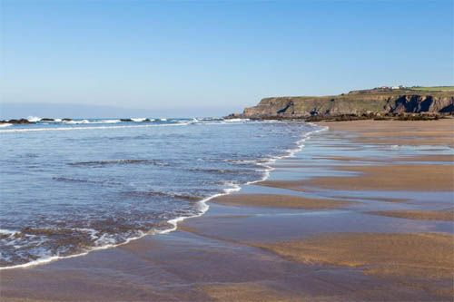 Fancy waking up to this view of the ocean at Porth near Newquay Cornwall? http://www.allaboutcornwall.com/Cornwall_Accommodation/Accommodation_Information/Sands_Resort_Cornwall.html