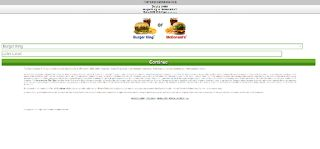 Online Best Offers' Update: Do You Like Burger King or McDonalds