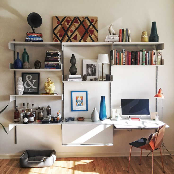 west elm home office. get inspired with this home office makeover on the west elm blog c