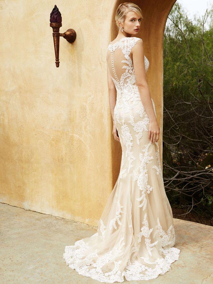 13 besten Enzoani Bilder auf Pinterest | Hochzeitskleider ...