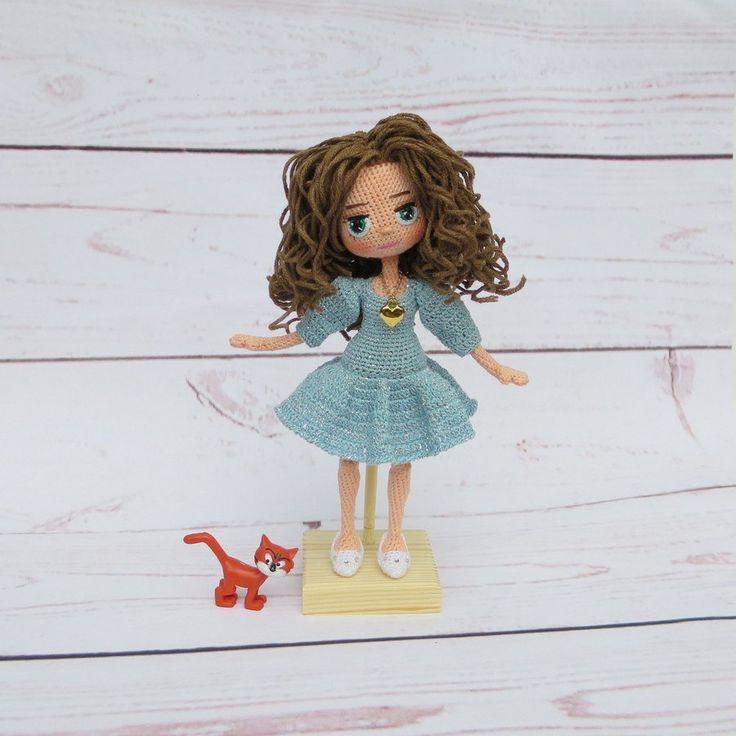 Mejores 68 imágenes de muñecas en Pinterest | Muñecos de ganchillo ...
