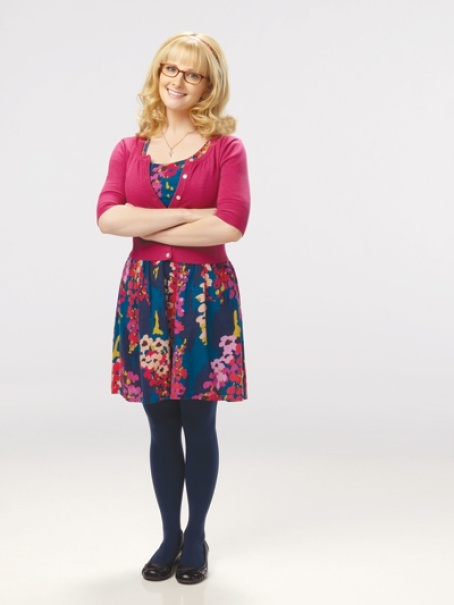 Melissa Rauch (a.k.a. Bernadette from The Big Bang Theory)