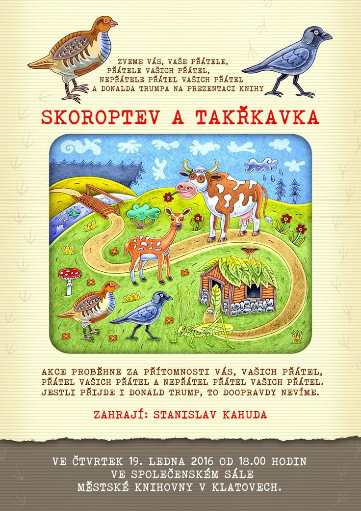 Skoroptev a Takřkavka