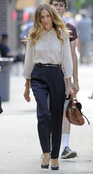 Sarah Jessica Parker's conservative style