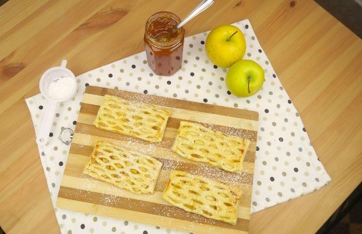 Tartine di mele