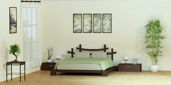 Sticker bambou zen, déco & stickers muraux bambou vert ambiance sticker