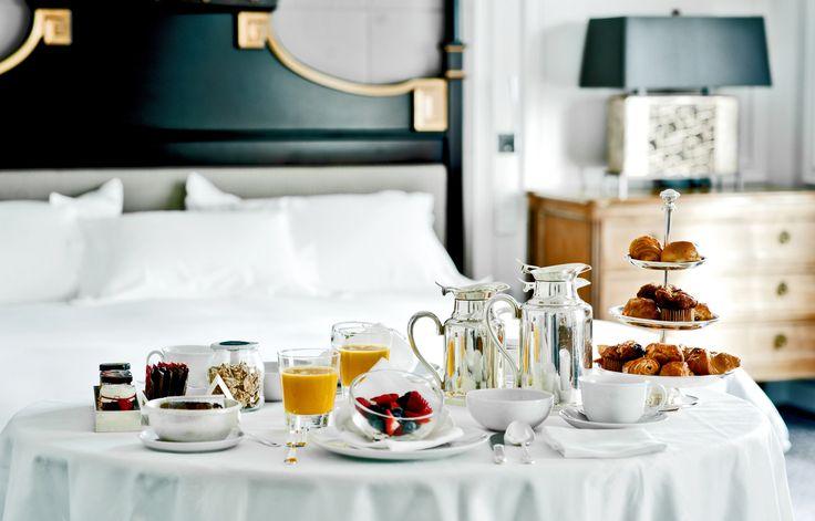 Hoteles 5 Estrellas Madrid | Hotel Villa Magna | Hotel Lujo Madrid