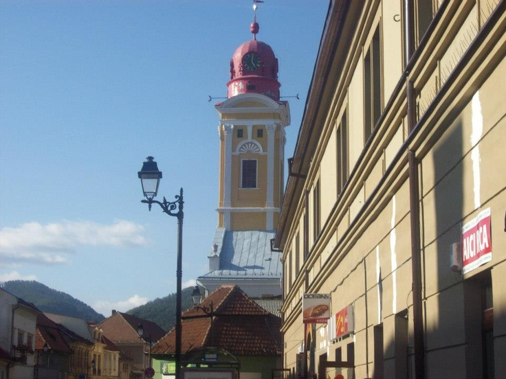 Cathedral in the old town center
