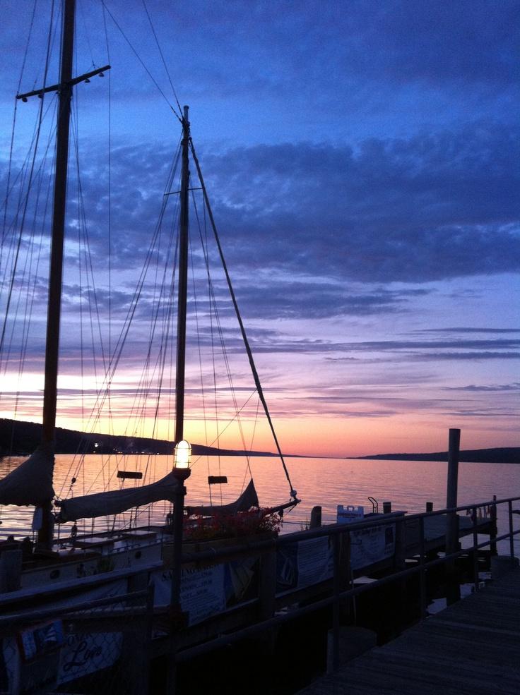 Seneca Lake Pier | Favorite Places & Spaces | Pinterest | Seneca lake, Lakes and Local attractions