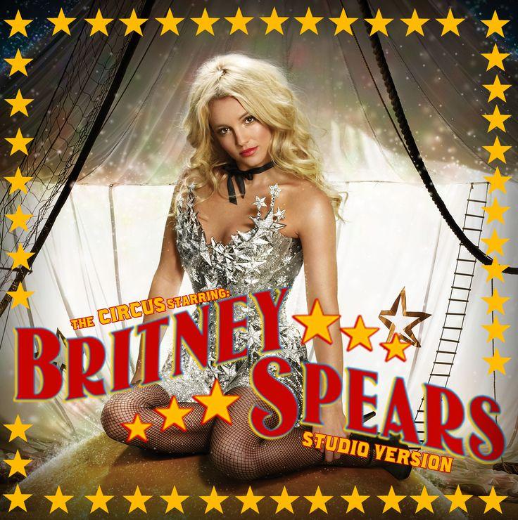 Britney Descargas: The Circus Starring: Britney Spears [Studio Versio...