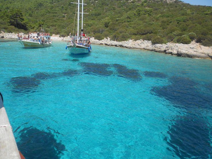 Boat Trip in Turkey Bitez/Bodrum  Lconlan