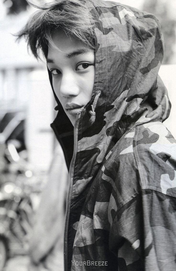 Kai | EXO's 1st Photobook 'Die Jungs'