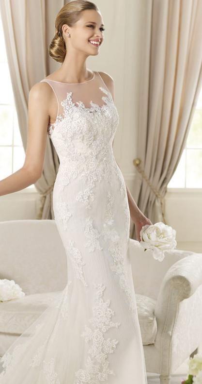 Pronovias Designer Wedding Dress Distel