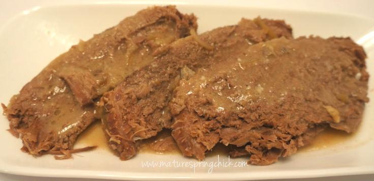 Crock Pot Roast Beef | CROCKPOT RECIPES | Pinterest