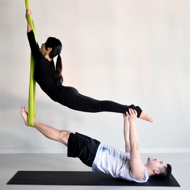Aerial Yoga Malaysia
