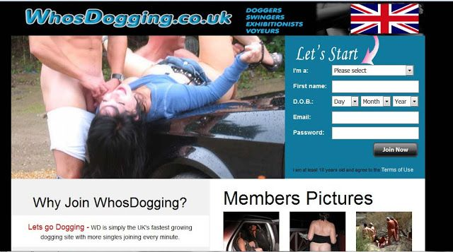 Join for free and meet thousands of doggers looking for adult fun and naughty meets in the UK.