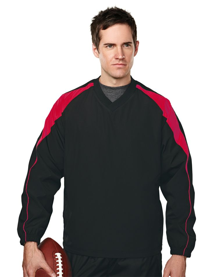 Mens 100% polyester v-neck long sleeve wind shirt with water resistent. http://www.raisingtrend.com/1855/tri-mountain-2630-mens-100-polyester-v-neck-long-sleeve-wind-shirt-with-water-resistent.html