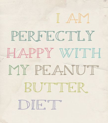 love peanut butter