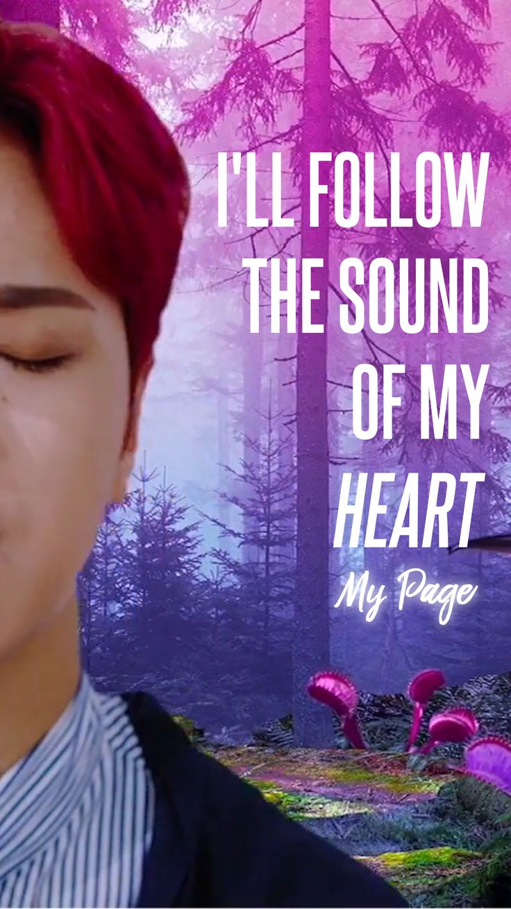 My Page / NCT Dream / nae simjang soril ttaraseo / I'll follow the sound of my heart