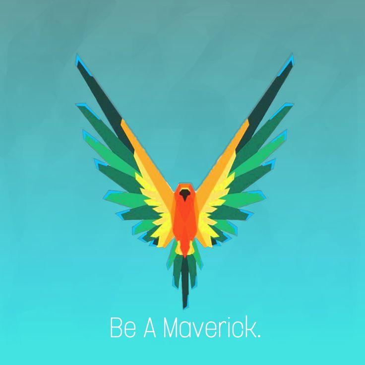 Image result for maverick logan paul logo
