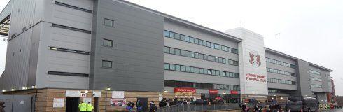 Matchroom Stadium - External - Leyton Orient FC