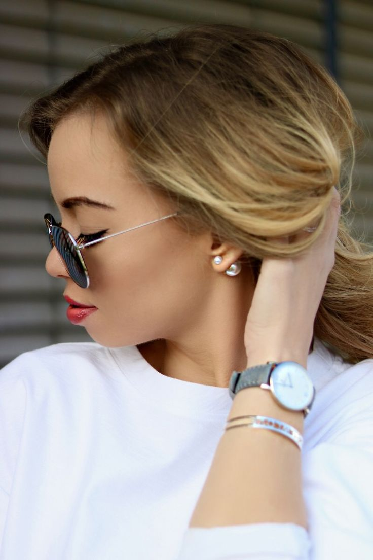 Jewels, Accessories, Pearls, Sunnies - See the whole outfit on www.my-philocaly.com