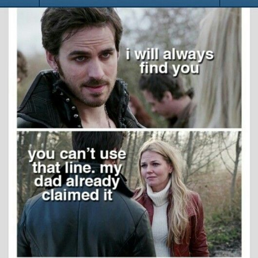 Haha, tell him Emma! ;)