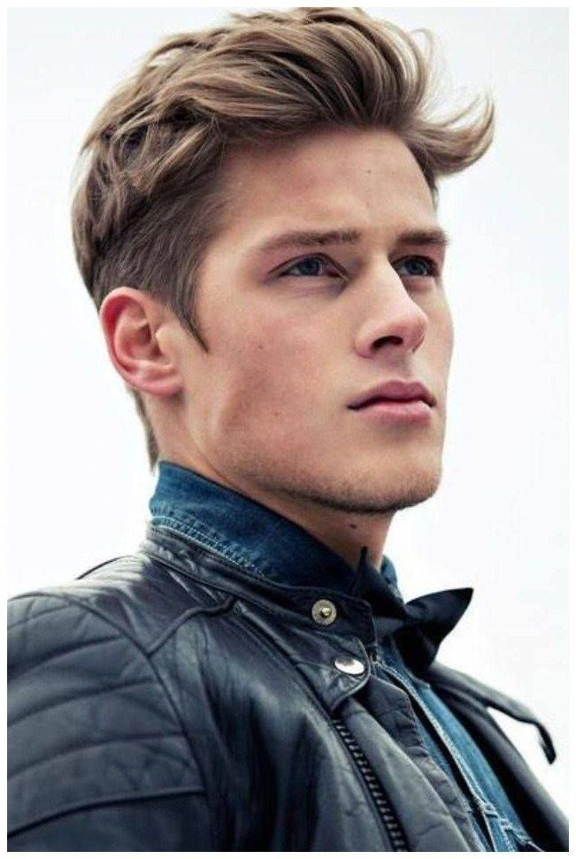 Buzzed Fade Hair Haircuts Long Medium Mens Part Short Side Mens Hair Haircuts Fade Mens Haircuts Short Medium Length Hair Men Thin Hair Haircuts