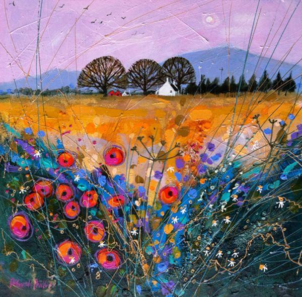 Scottish Art: 17 Best Images About DEBORAH PHILLIPS On Pinterest