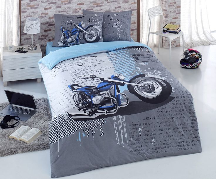 Speed - 100% Cotton Bed Linen
