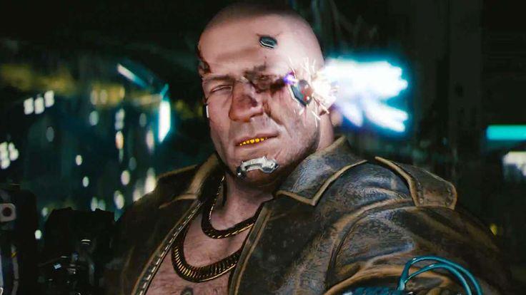 E3 2018: Cyberpunk 2077's Character Customization And ...