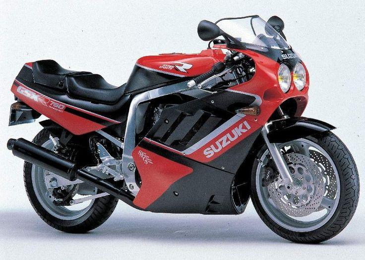 GSX-R 750J Slingshot, 1988